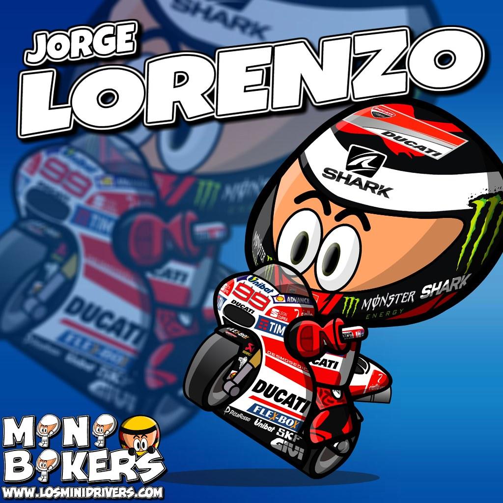 2017 Ducati Team Jorge Lorenzo Official Minidrivers Flickr