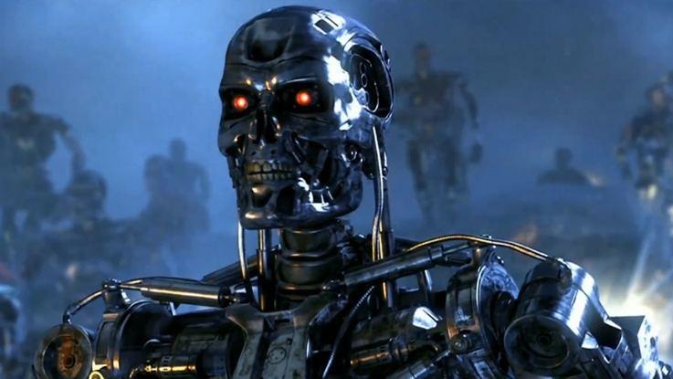 Володин и роботы