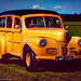 Vintage Ford Woodie