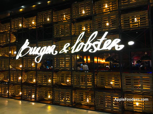 Burger and Lobster Malaysia Genting