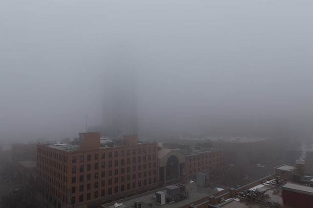 Downtown Fog