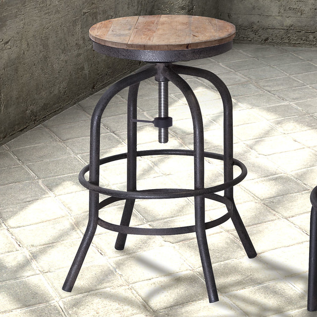 Trent-Austin-Design-Howe-Adjustable-Height-Swivel-Bar-Stool