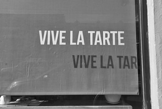Vive La Tarte - Sign