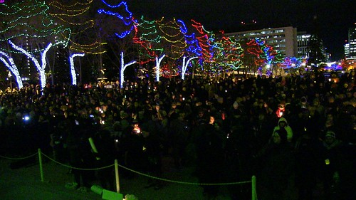 YEG Prayers and Vigil for the Victims of the Quebec Mosque Shooting