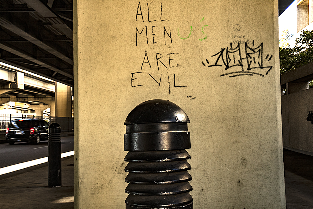 ALL MEN ARE EVIL--New Orleans