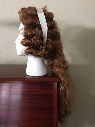 1790 Wig - Side