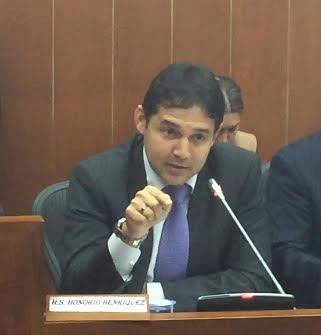 Senador Honorio Henríquez
