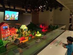 四谷の消防博物館、2回目 2015.9.5