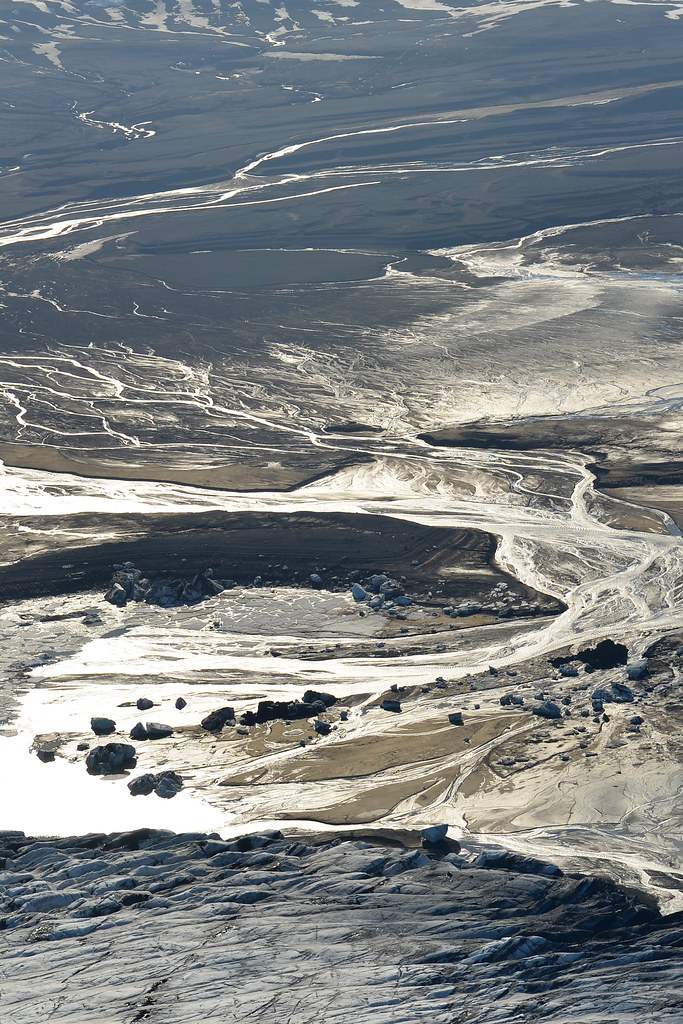 Rios de agua geotermal