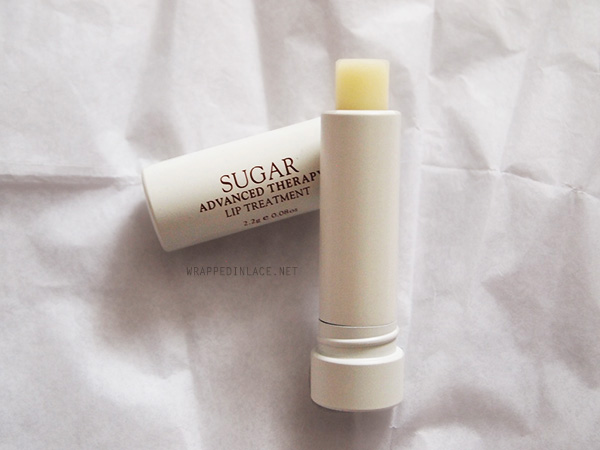 Fresh Sugar Advanced Therapy Lip Treatment Review