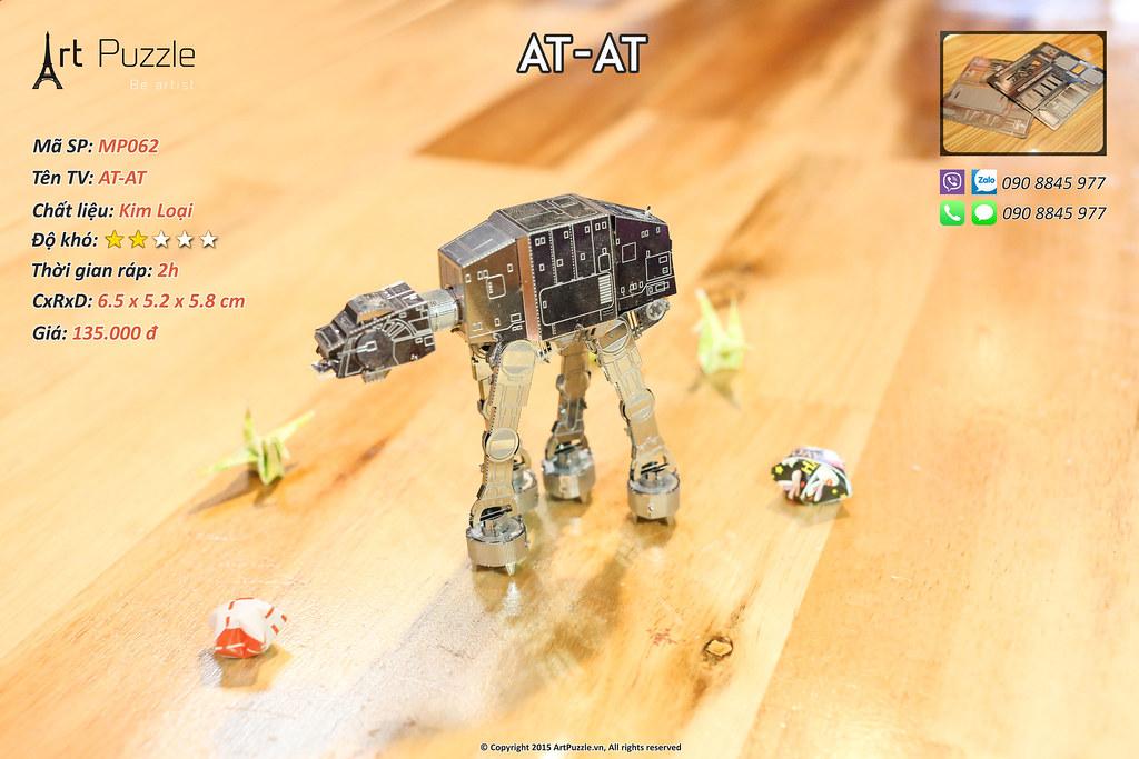 Art Puzzle - Chuyên mô hình kim loại (kiến trúc, tàu, xe tăng...) tinh tế và sắc sảo - 12