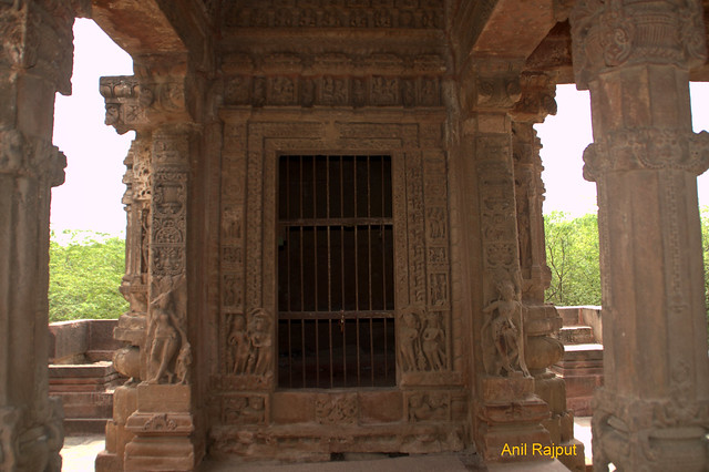 The Mandap , Osiyan Group of Temples, Osiyan Rajasthan