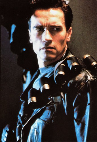 Arnold Schwarzenegger in Terminator 2  Judgment Day (1991)