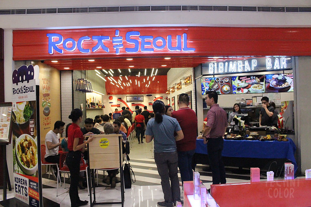 Rock and Seoul