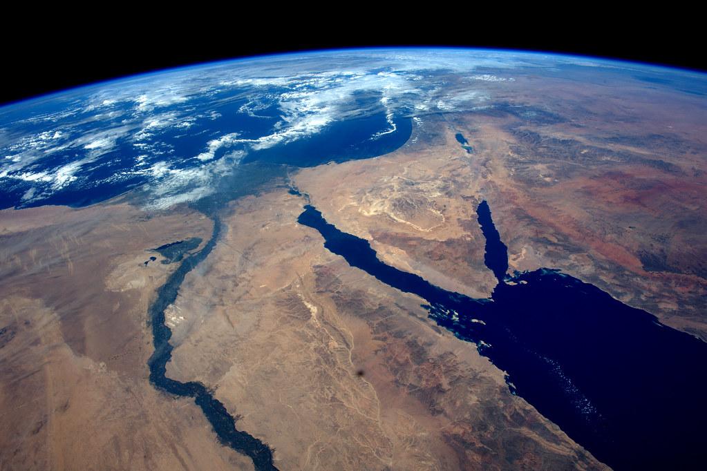 Egypt Sinai Desert Egypt and