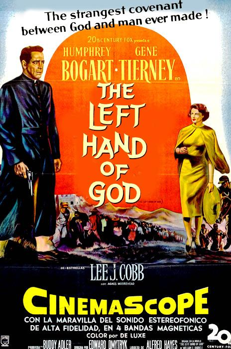 The Left Hand of God - Poster 1