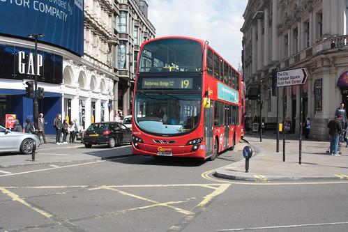London General WHV28 LJ61NVP