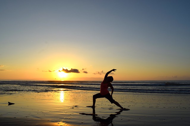 what makes a yogi