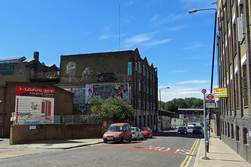 White Post Lane, Hackney Wick | by diamond geezer