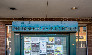 Antigonish Community Notices | by Tony Webster