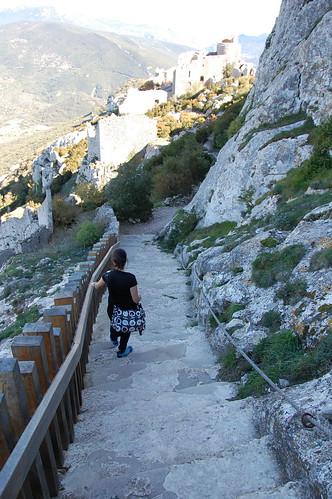 Escaleras de San Luis