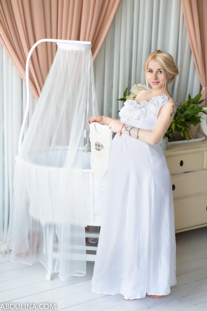 Фото с фотосессии беременных