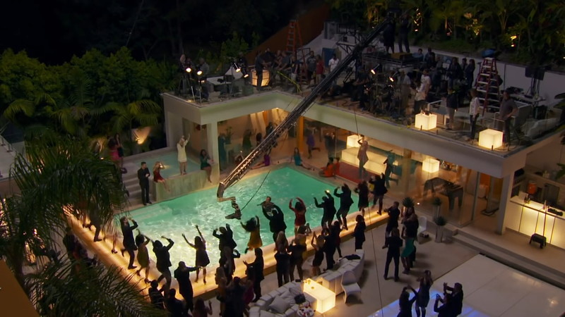 La La Land Swimming pool
