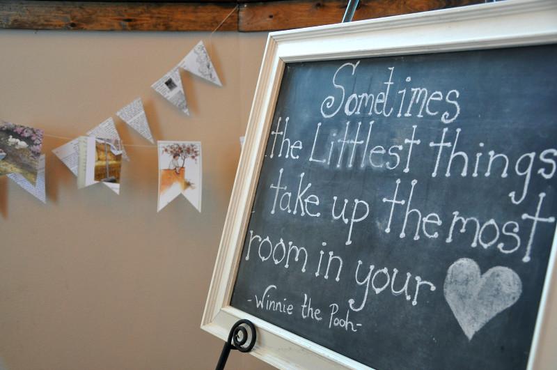 Literary Baby Shower @ Mt. Hope Chronicles