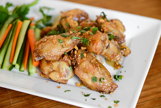 Savory Vietnamese Flavored Wings