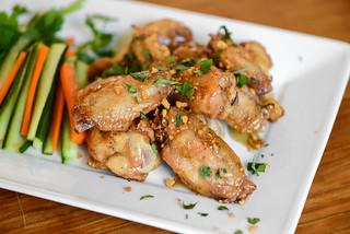 Savory Vietnamese Flavored Wings