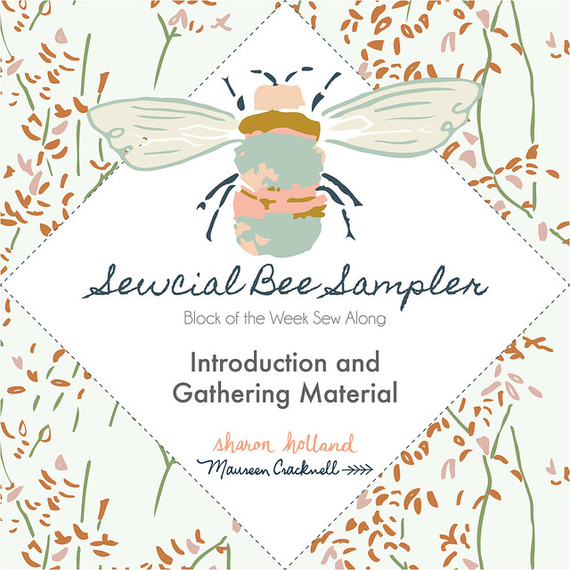 Sewcial Bee Sampler: Intro & Materials