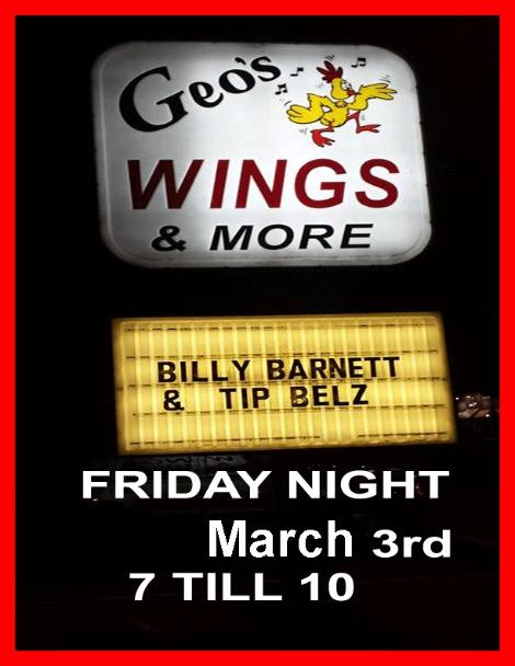 Billy & Tip 3-3-17