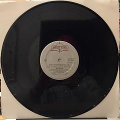 BOMBERS:(EVERYBODY)GET DANCIN'(RECORD SIDE-B)