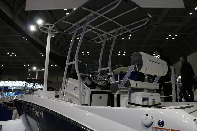 ジャパンインターナショナルボートショー2017 190 FSH SPORT