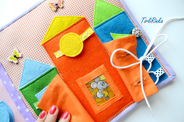 tirlirinka felt book