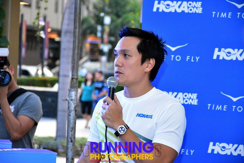 Toby Claudio of Quorum Group Talks About Hoka One One