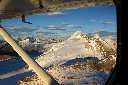 Guardian Aerospace - Flight to the Rocky Mountains | by Life, Love and Adventure