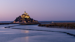 Mont Saint-Michel | by davidpc_