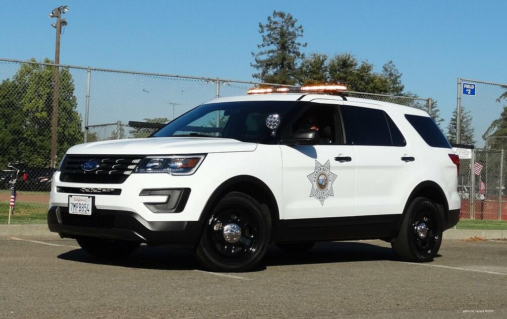 Harbor Bay Isle Security - Alameda CA - 2016 Ford Police I… | Flickr