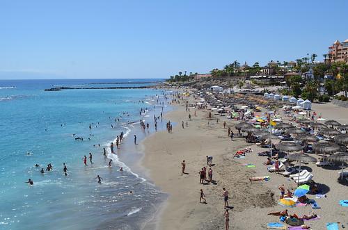 Playa de Duque, Costa Adeje, Tenerife