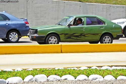 Datsun 120A - Lima, Perú