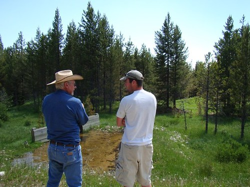 Collaboration on drought resilience is delivering results for Mt fish wildlife and parks