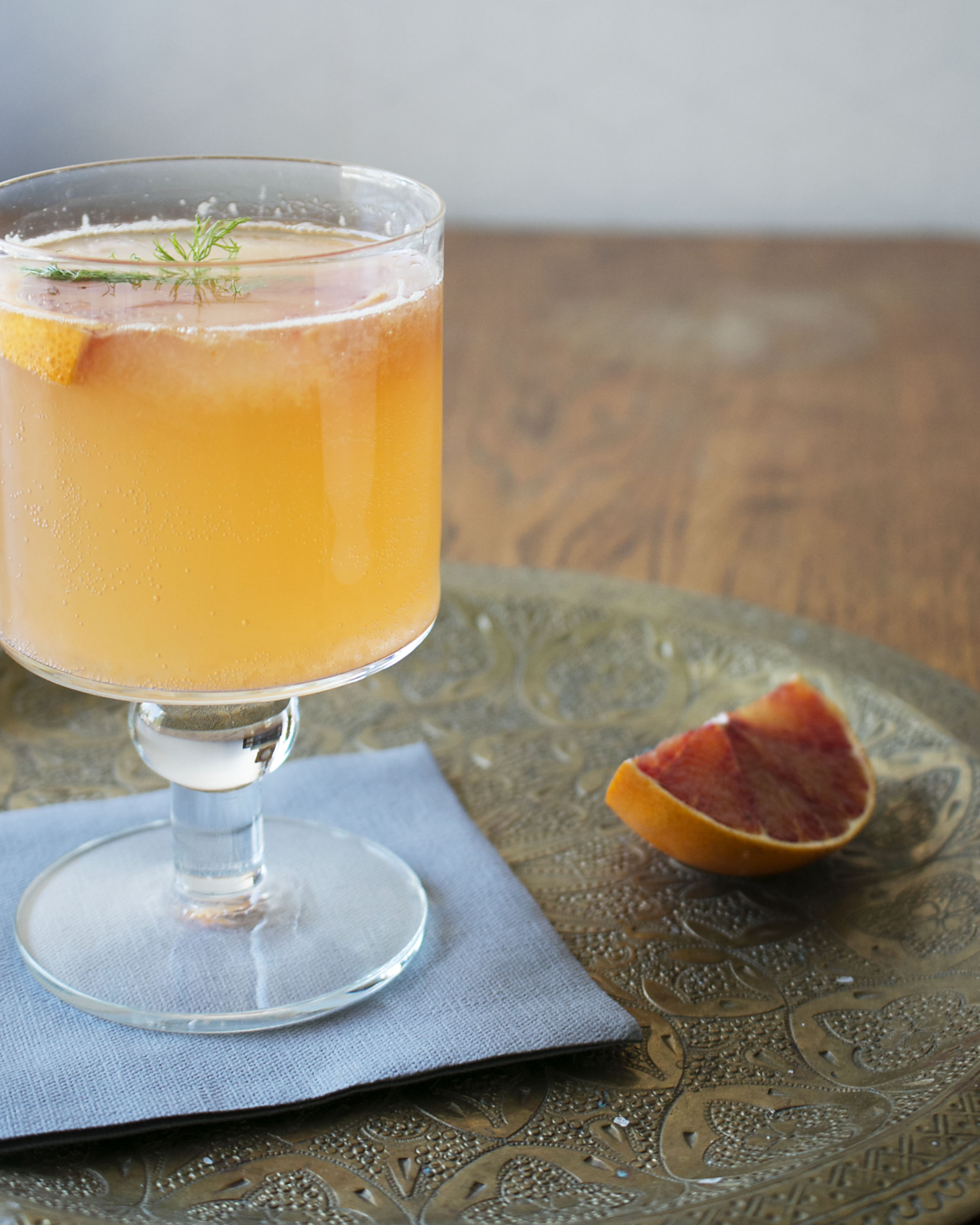 veriappelsiini-fenkoli tonic