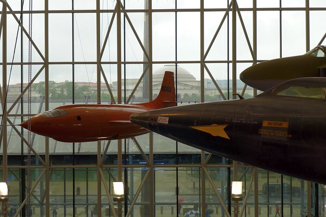 Bell X-1 & North American X-15