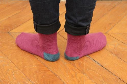 {Tricot} J'apprends à tricoter des chaussettes #