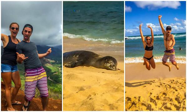 Exploring Kauai Hawaii