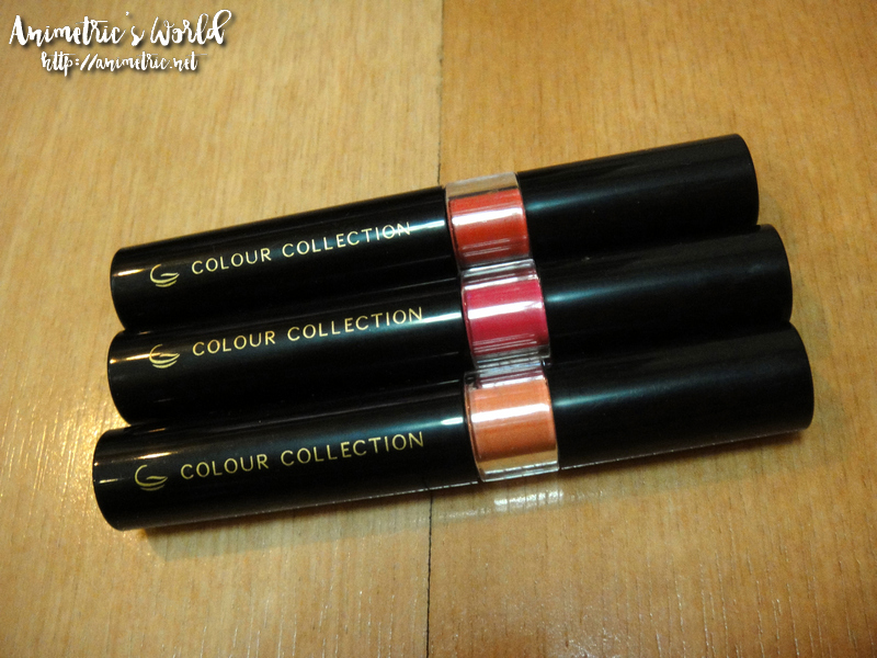 Colour Collection Ultimate Wear Lipstick