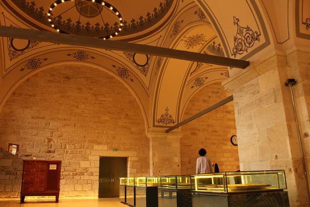 巴耶濟德圖書館文獻保存區