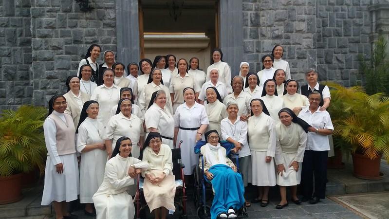 Visita Canónica del Gob. Gen. a El Caribe