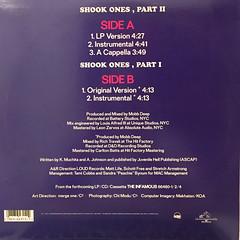 MOBB DEEP:SHOOK ONES PART II(JACKET B)